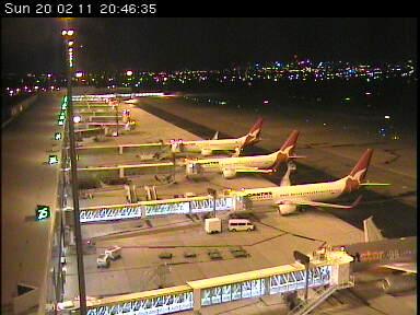 Webcam Flughafen Dubai