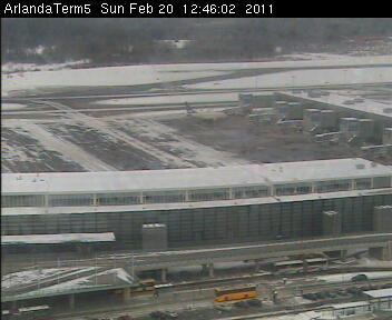 Webcam Frankfurter Flughafen